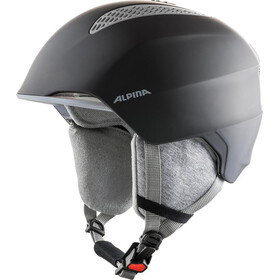 Alpina Grand Ski Helmet Kids, negro
